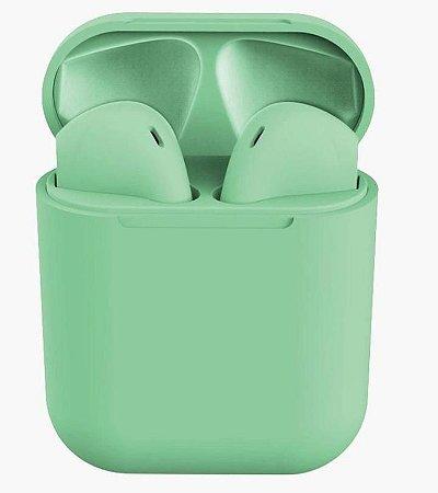 Fone I12 Colors - Verde