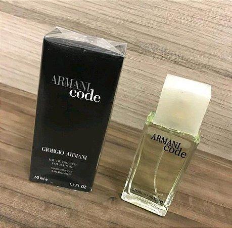 Perfume Armani Code