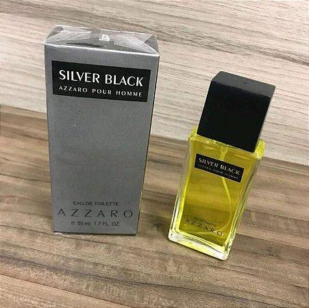 Perfume Silver Black