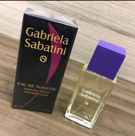 Perfume Gabriela Sabatini