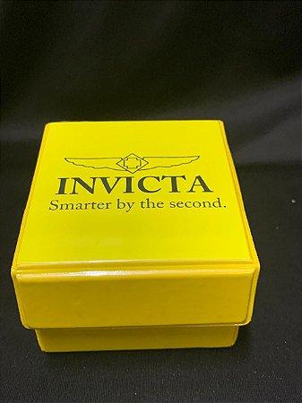 Caixa  Invicta Amarela Premium