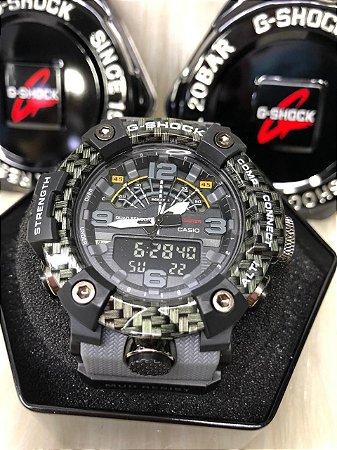 G-Shock Digital + Vedação a prova d'água Grátis
