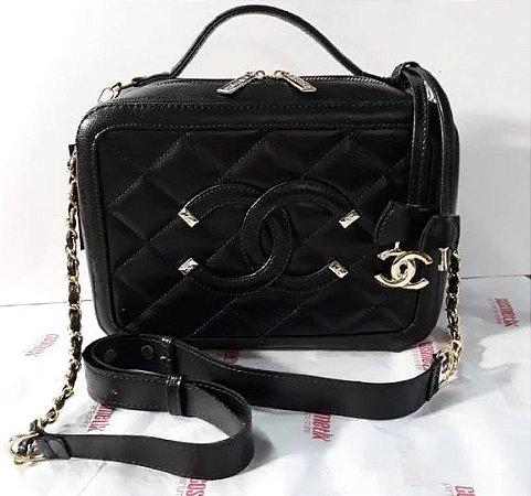 Bolsa Chanel Nº 2 Preta