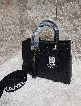 Bolsa Chanel N° 1 Preta