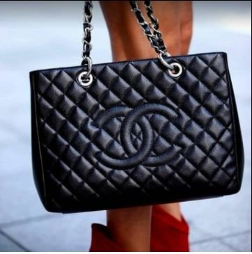 Bolsa Chanel N° 3 Preta