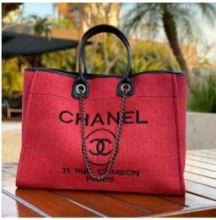 Bolsa Chanel N°9 Vermelha