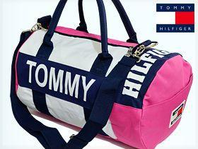 Bag Tommy Hilfiger Pequena Rosa