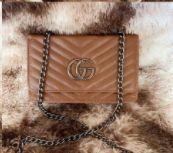 Bolsa Gucci N°2 Marrom