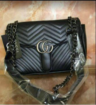 Bolsa Gucci N°3 Preta