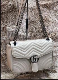 Bolsa Gucci N°3 Branca