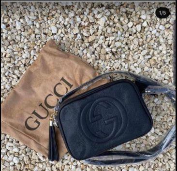 Bolsa Gucci N°5 Preta