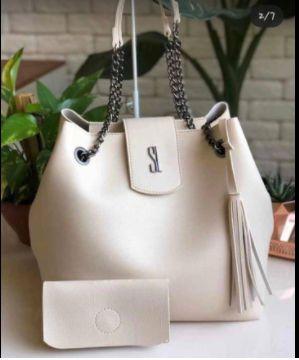 Bolsa Santa Lolla N°2 Branca