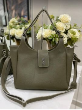 Bolsa Santa Lolla N°6 Verde