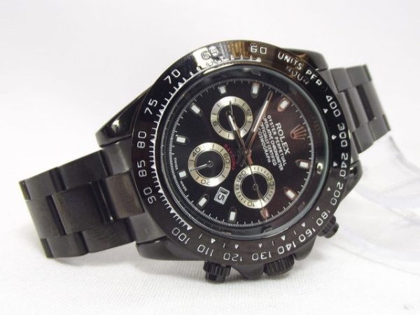 Rolex Daytona + Vedação a prova dágua