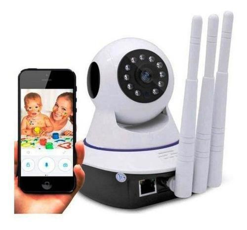 Câmera IP Wifi - IPega