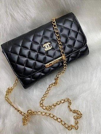 Bolsa Chanel 2.5 Balada - Preta