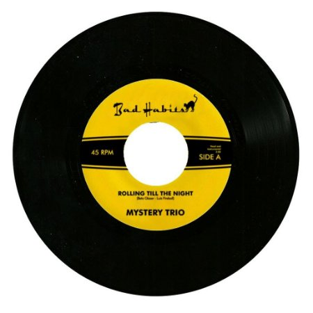 45RPM - Rollin 'till the Night/Brunette to Blonde