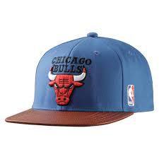 BONÉ Adidas NBA BRIM  CHICAGO BULLS