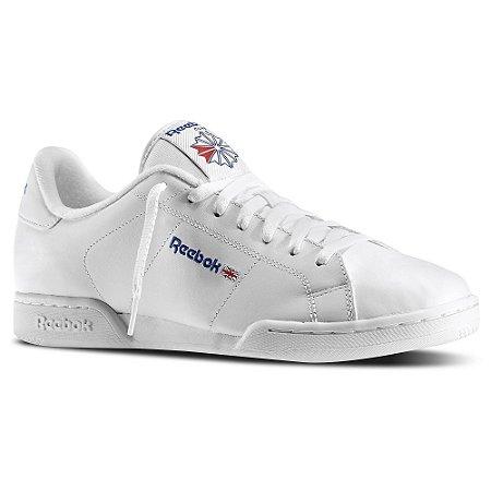 Tenis Reebok NPC II Branco - Sportlet Sneakers f084bb6c0b470