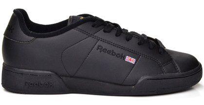 Tênis Reebok NPC II SYN Preto - Sportlet Sneakers e4b4115316133