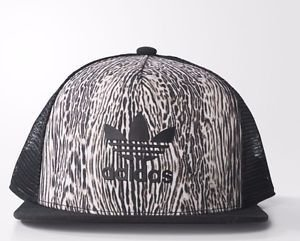 Bone Adidas Originals Trucker Animal Print