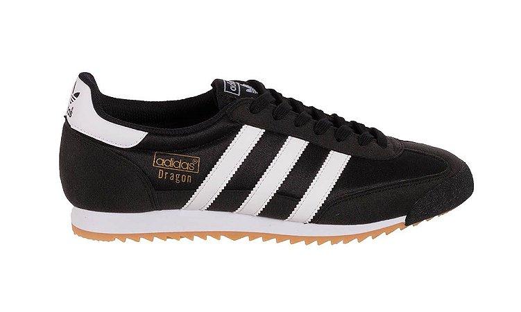 f408fe857be67 Tenis Adidas Dragon OG Preto - Sportlet Sneakers