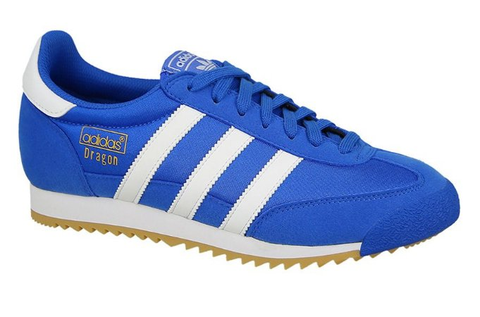 11851fb59d Tenis Adidas Dragon OG Azul - Sportlet Sneakers