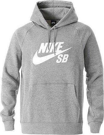 bafa1d2107 Moletom Canguru Nike SB Cinza - Sportlet Sneakers