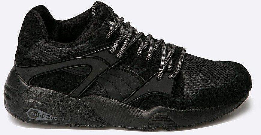 Tenis Puma Blaze Black Black Trinomic