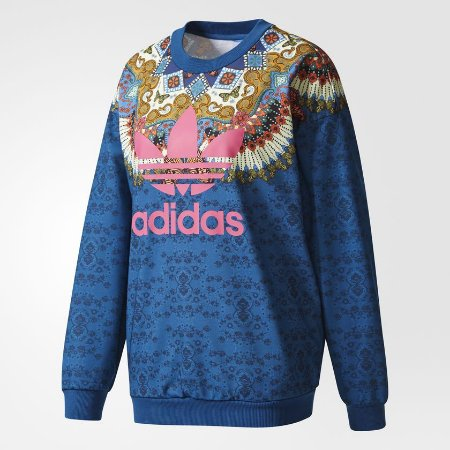 11fb60c30d8a5 Blusa adidas Farm Borbomix - Sportlet Sneakers