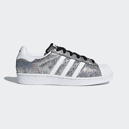 552cb96f559 Tenis adidas Superstar Feminino Metalizado - Sportlet Sneakers