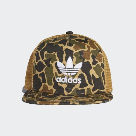 9a93e8bc9f Bone Adidas Trucker Camouflage - Sportlet Sneakers