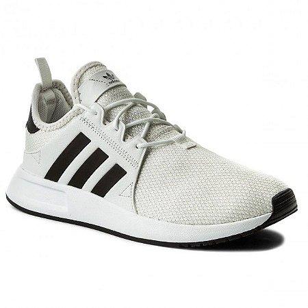 Tenis Adidas XPLR Branco com Preto