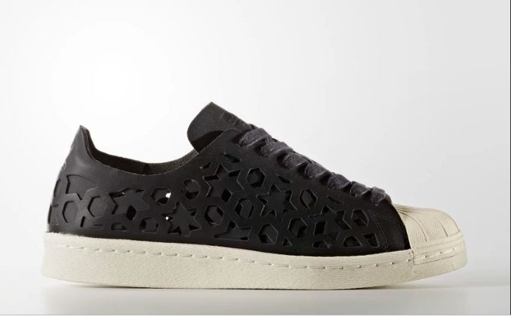 Tenis Adidas Superstar 80S Cut Out