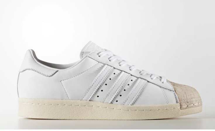 Tenis Adidas Superstar 80S Cork