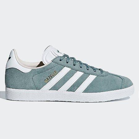 Tenis Adidas Gazelle Verde