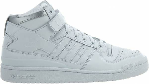 d6f863a82 Tenis Adidas Forum Mid Refined - Sportlet Sneakers