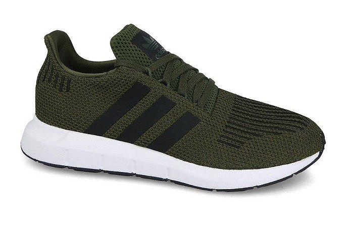 Tenis Adidas Swift Run Verde