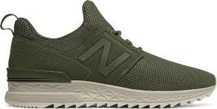 separation shoes 6f030 50b06 Tenis New Balance 574 Verde