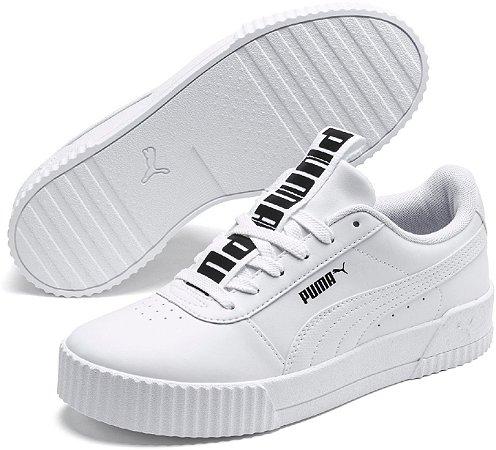 Tenis Puma Carina Bold Branco