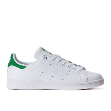 Tênis Adidas Stan Smith J Branco Verde - Sportlet Sneakers 318a7802f301e