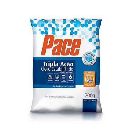Cloro Tablete hth  Pace Tripla Ação - 200g