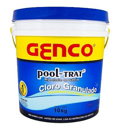 Cloro Granulado Genco Pool-Trat - 10Kg