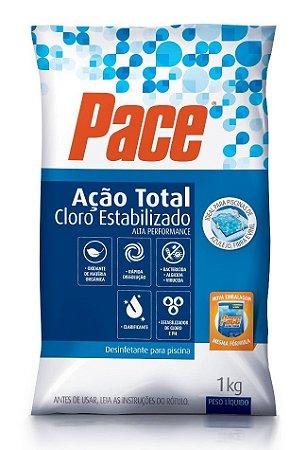 Cloro Granulado hth Pace Ação Total - 1kg