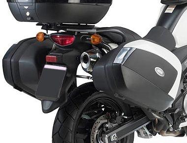 Suporte Lateral de Baús GIVI - V35 - para Suzuki DL650 Vstrom ( 14 a 18 )