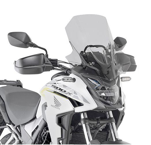Bolha Alta FUMÊ - Pára-Brisa GIVI para Honda CB500 X nova - apartir de 2020