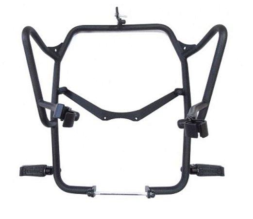 Protetor de motor e carenagens para Tenere 250 - c/ pedaleira e reforço