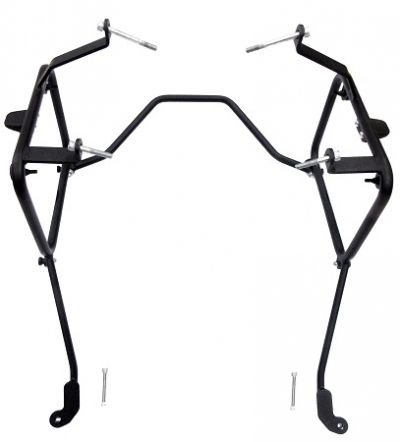 Suporte Lateral para Baus e Malas ( padrão Givi ) para Yamaha XT 660R