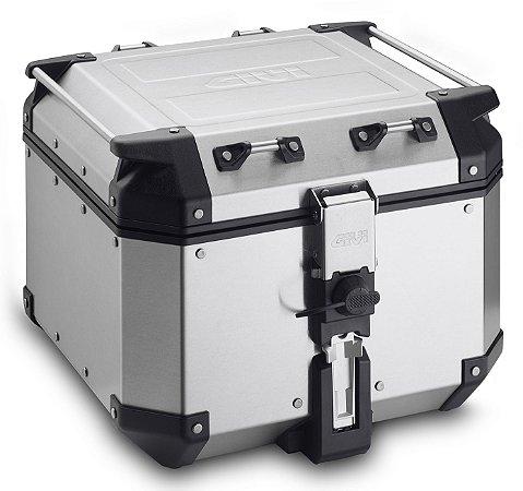 Baú Top-Case Givi 42L - Linha Trekker OUTBACK - Aluminio