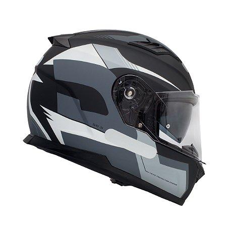 Capacete Givi H 50.5 Sport Preto Fosco